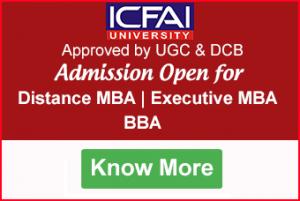 ICFAI banner