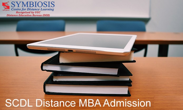 SCDL Distance MBA admission 2019