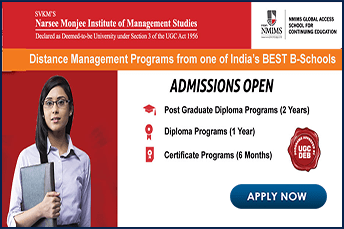 NMIMS Distance MBA/PGDM Courses Apply