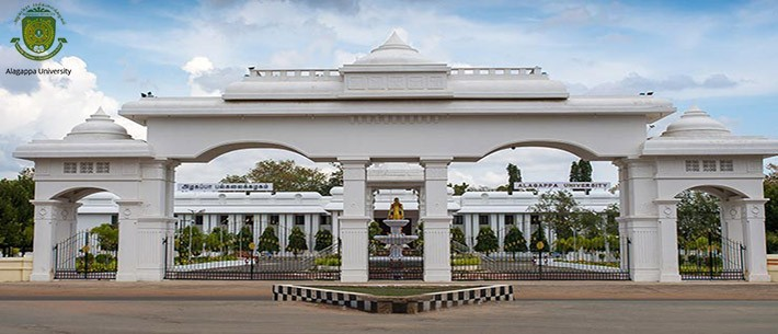 Alagappa University Distance MBA Admission