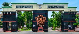 Andhra University Distance MBA admission 2019