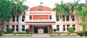 DR BR Ambedkar Open University Distance MBA Admission 2019