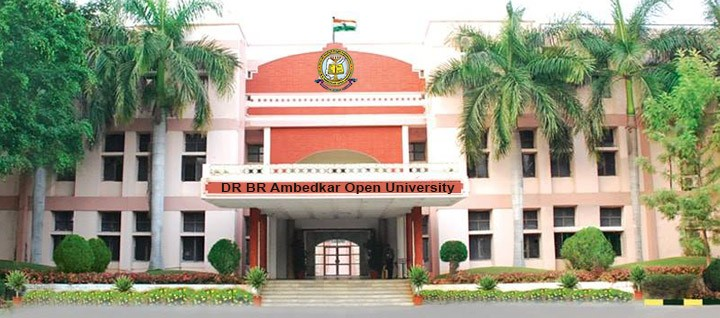 DR BR Ambedkar Open University Distance MBA Admission 2019