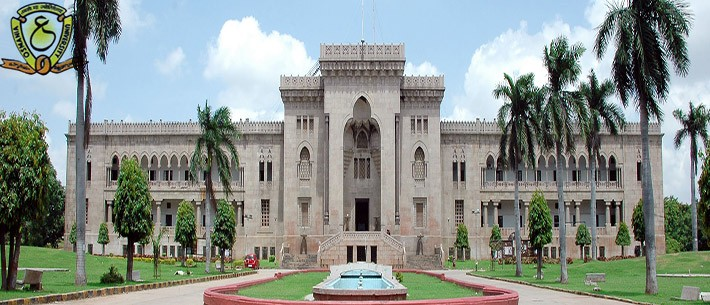 Osmania University Distance MBA Admisssion 2019