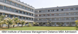 IIBM Institute of Business Management Distance MBA Admission
