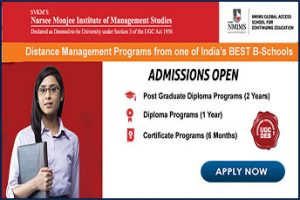 NMIMS Distance MBA Admission 2020