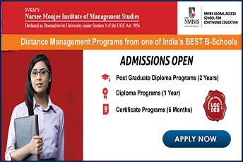 NMIMS distance mba admission