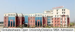 venkateshwara open university distance mba