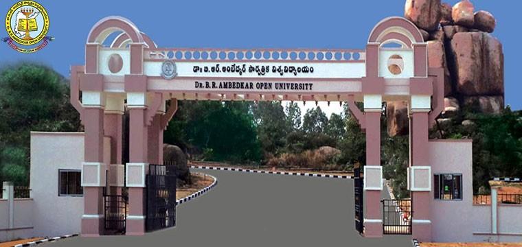Dr. B. R. Ambedkar Open University Distance MBA Admission 2020