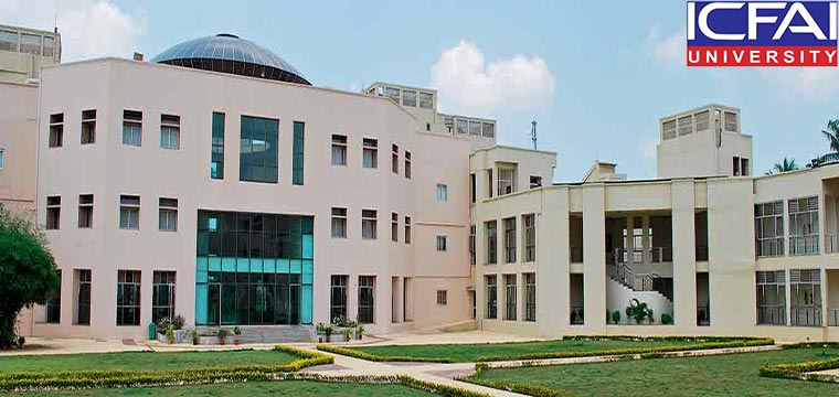 ICFAI University Distance MBA/PGDM Admission 2020