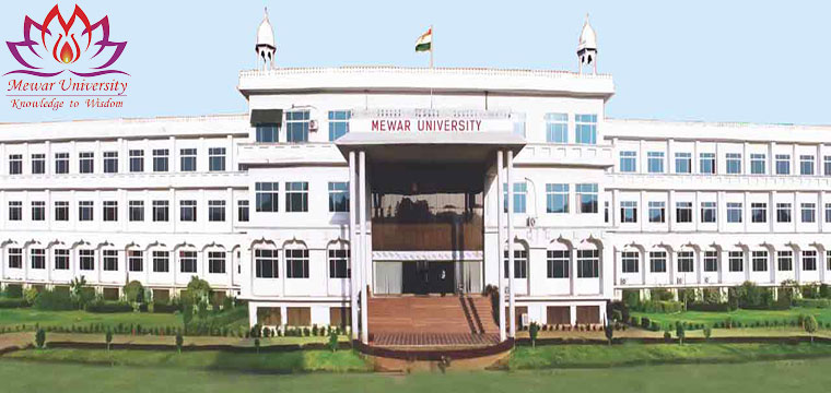Mewar University Distance MBA Admission 2020