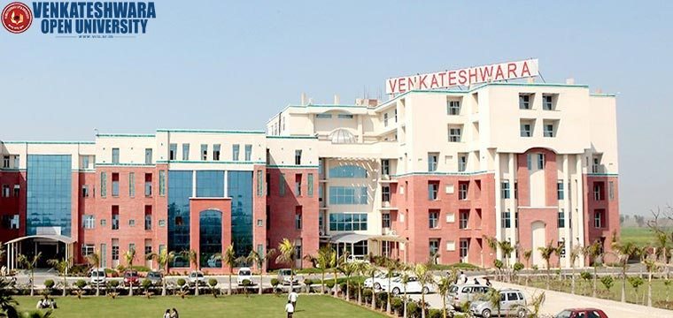 Venkateshwara Open University (VOU) Distance MBA Admission 2020