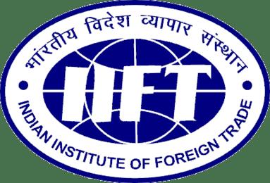 iift university logo