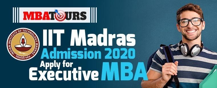 IIT MADRAS ADMISSION 2020