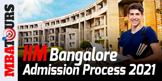 IIM Bangalore Admission Process 2021
