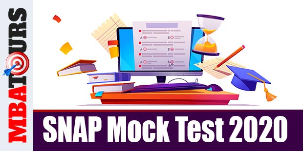 SNAP Mock Test 2020