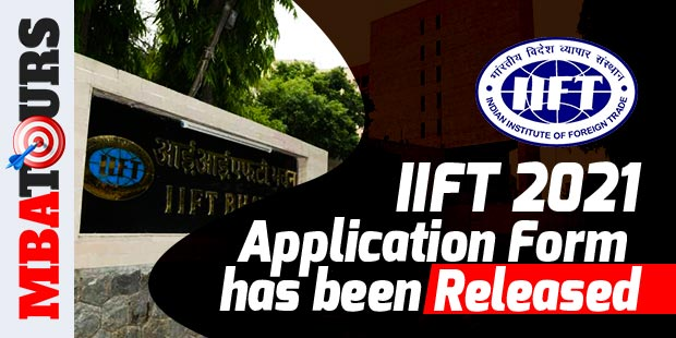 IIFT 2021 Application