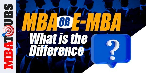 MBA or EMBA: what is the difference
