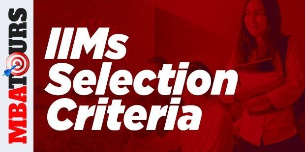 IIM Admission Criteria for 2021-2023