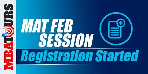 MAT Feb 2021: Registration, Exam date