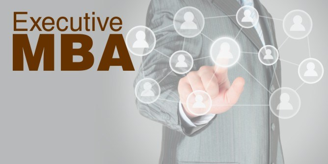 Executive MBA programs