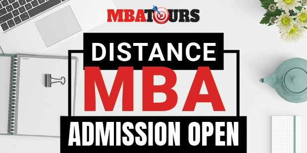 distance mba admission open