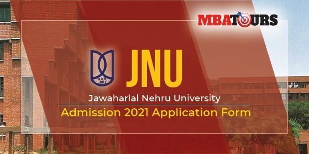 JNU Application Form 2021