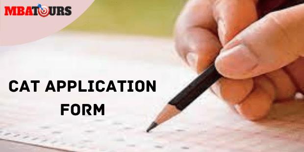 CAT 2022 applications Form