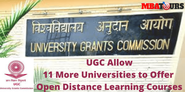 11 More Universities will offer Open Distance Learning Courses