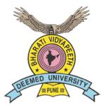 Bharti Vidyapeeth Online Education logo