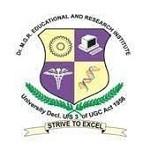 DR. M.G.R. University Online Education logo